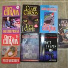 Clare Curzon lot of 7 pb mystery novels British Superintendent Mike Yeadings Thames Valley