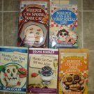 Selma Eichler lot of 5 pb mystery books cozy Desiree Shapiro