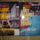 Catherine Dain lot of 6 pb cozy mystery books Freddie O'Neal Berkley Prime Crime