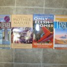 Sarah Andrews lot of 4 pb mystery books cozy Geologist Em Hansen
