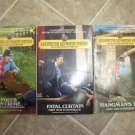 John Buxton Hilton lot of 3 pb mystery books British Inspector Kenworthy