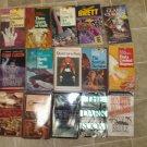 Make Your Own British mystery sampler lot of 5 mystery novels books