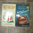 Sharon Kahn lot of 2 pb cozy mystery books Ruby the Rabbi's widow Berkley Prime Crime