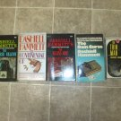 Dashiell Hammett lot of 5 pb mystery books pulp vintage