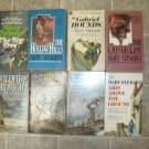 Mary Stewart lot of 8 pb mystery vintage romantic suspense