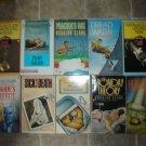 Douglas Clark lot of 10 pb mystery books British Masters & Green