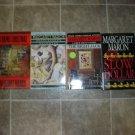 Margaret Maron lot of 4 pb mystery books Deborah Knott Sigrid Harald