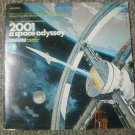 ORIGINAL SOUNDTRACK LP 2001 A SPACE ODYSSEY MGM RECORDS