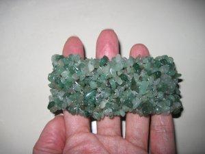 NEW Green Stoned Bracelet