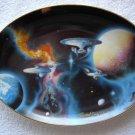 Star Trek To Boldly Go Plate