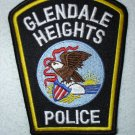 Glendale Heights Police Department patch
