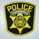 Carpentersville Police Department patch