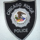 Chicago Ridge Police Department patch