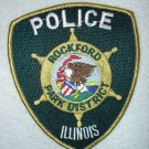 Rockford Park District Police Department patch