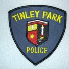 Tinley Park Police Department patch