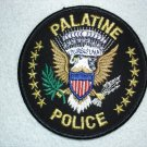 Palatine Police Department patch