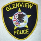 Glenview Police Department patch