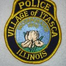 Itasca Police Department patch