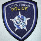 Carol Stream Police Department patch