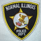 Normal Police Department patch