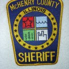 McHenry County Sheriff's Office patch