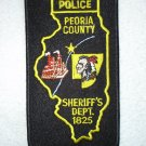 Peoria County Sheriff's Department patch