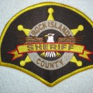 Rock Island County Sheriff's Office patch