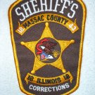 Massac County Sheriff's Office patch