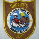 LaSalle County Sheriff's Department patch