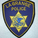 La Grange Police Department patch
