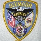 Dixmoor Police Department patch