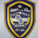 Hoffman Estates Police Department patch