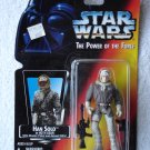 Star Wars POTF Han Solo (Hoth)