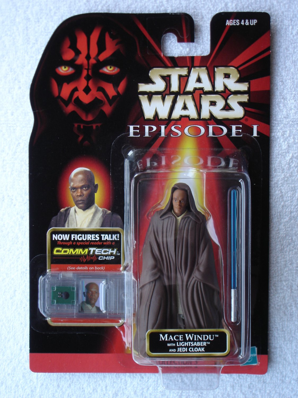 Star Wars TPM Mace Windu