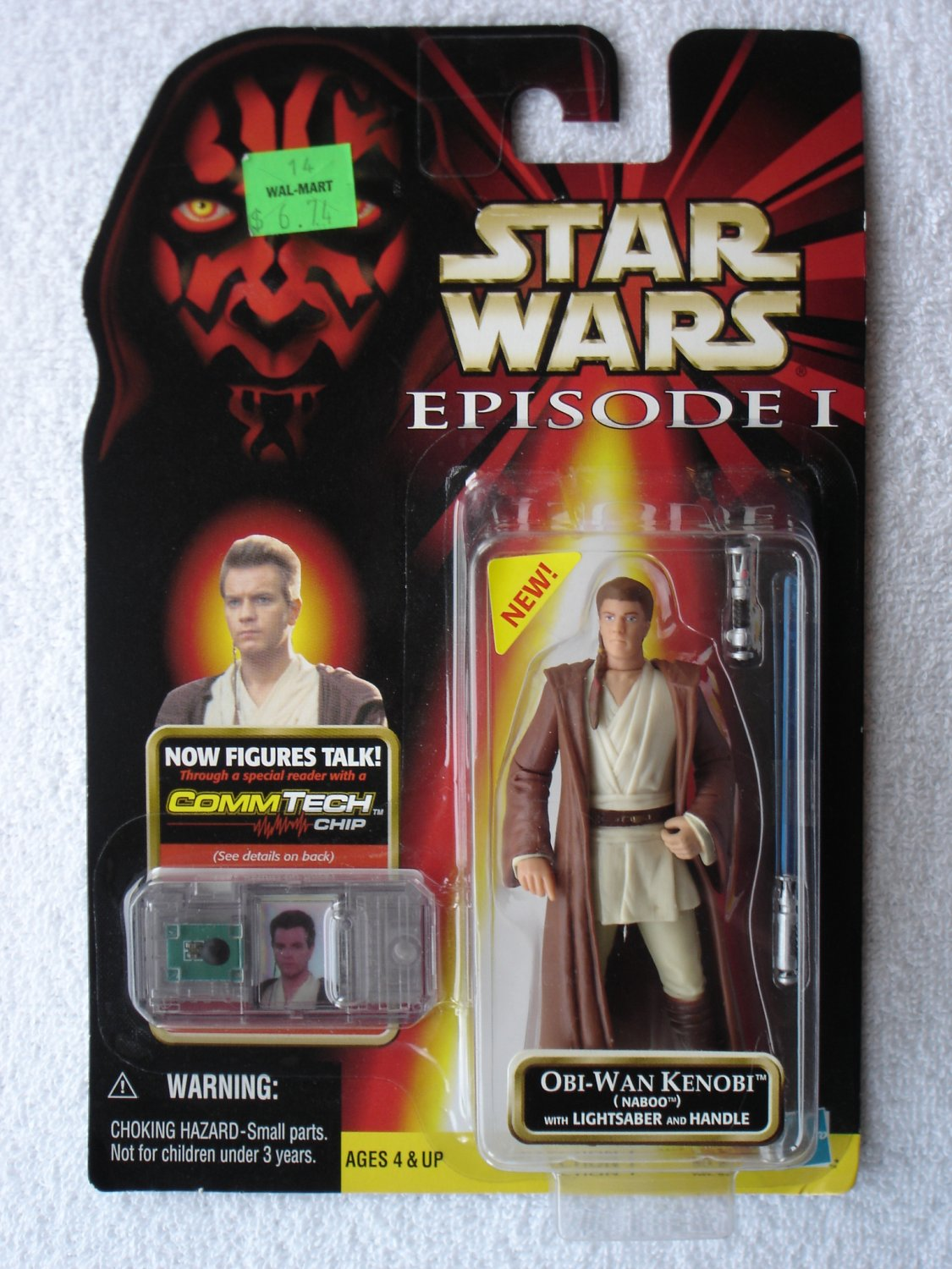 Star Wars TPM Obi-Wan Kenobi (Naboo)