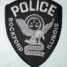 Rockford Police Department patch
