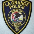 La Grange Police Department patch