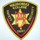 Waubonsee Community College patch