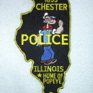 Chester Police Department patch