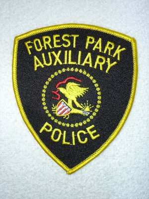 Forest Park Police Department patch