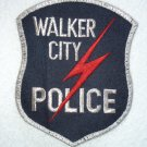 Walker City Police Department patch