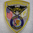 Bensenville Police Department patch