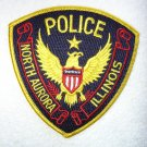 North Aurora Police Department patch