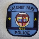 Calumet Park Police Department patch