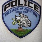 Aviston Police Department patch