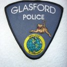 Glasford Police Department patch