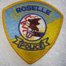 Roselle Police Department patch