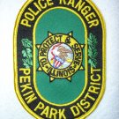 Pekin Park District Police Department patch