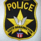 South Barrington Police Department patch
