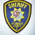 Jo Daviess County Sheriff's Office patch